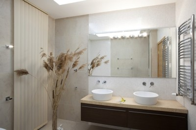 Dvě samostatná umyvadla jsou ideální, zdroj: shutterstock.com