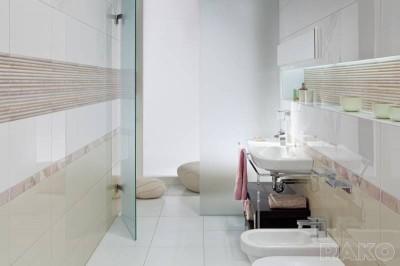 Barva na obklady koupelna