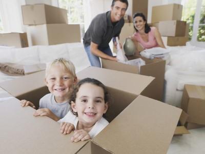 Stěhování může být zábava, zdroj: shutterstock.com